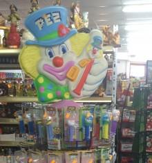 display klaun