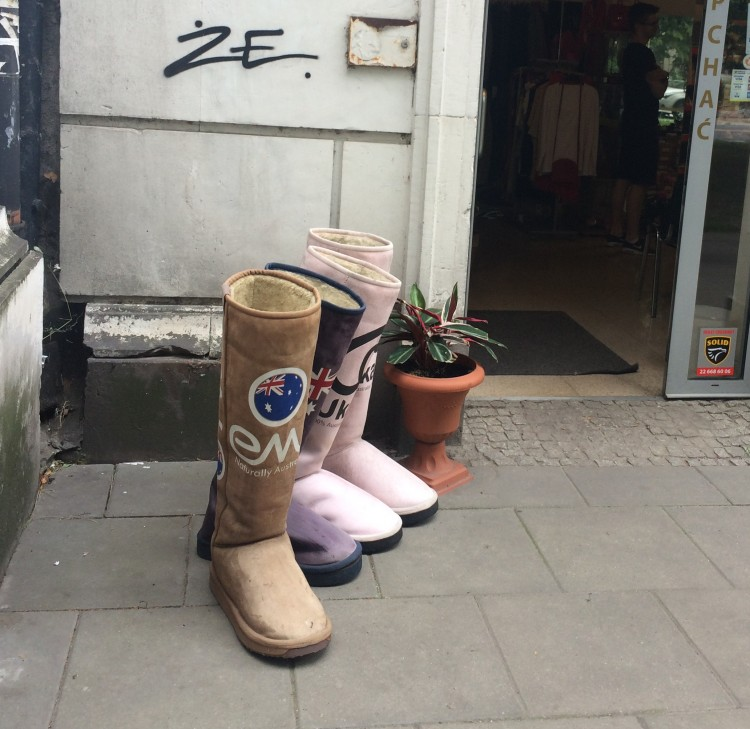 duże buty