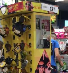 okulary w Biedronce